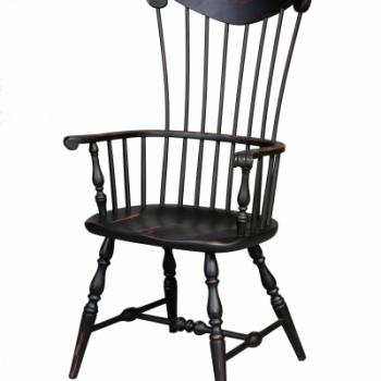 HB-36-Y Come Back Arm Chair 24wx44hx17d