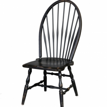 HB-36 Windsor Side Chair 19wx41hx19d