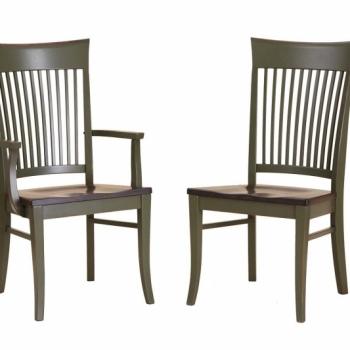 K-1506-1507 Cambridge Chairs 20wx22 1/2dx39h