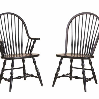 K-1510-Windsor Chairs 30wx21dx39 1/2h