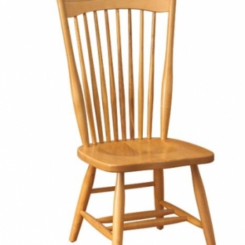 K-1524-Farmers Side Chair 18 1/2wx17 1/2dx42h