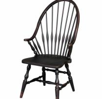 HB-36-A Windsor Arm Chair 20wx41hx18d
