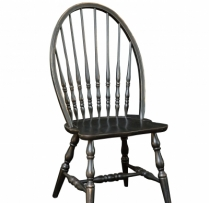 HB-36-B Windsor Side Chair 19wx41hx19d