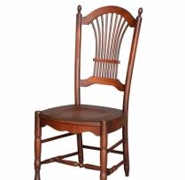 HB-36-U Sheaf Back Side Chair 19wx42hx18d