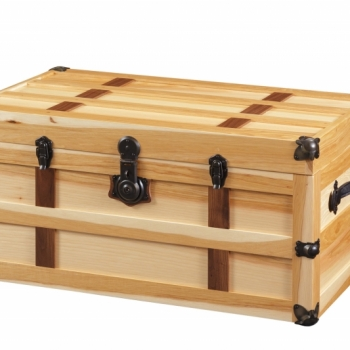 Plymouth Trunk Hickory 36Lx20Wx18H