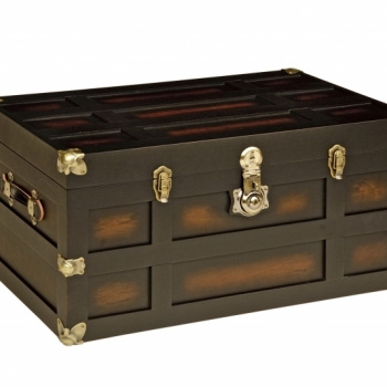 Plymouth Trunk Maple 36Lx20Wx18H