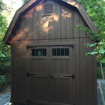 Manor Dutch Barn