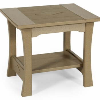 CR-977 Mission End Table $290