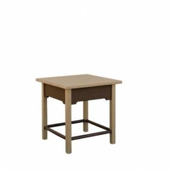 WV-VA-TaS: Van Buren Side Table $205