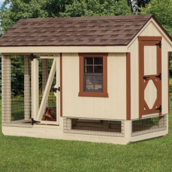 4' x 8' A-Frame Combination