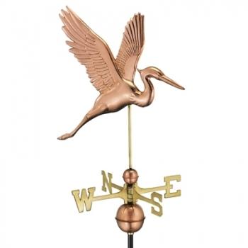 1971PA Graceful Blue Heron