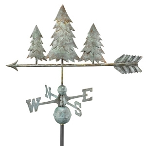 625V1A - Pine Trees - Blue Verde