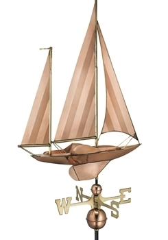 9907P Large Sailboat