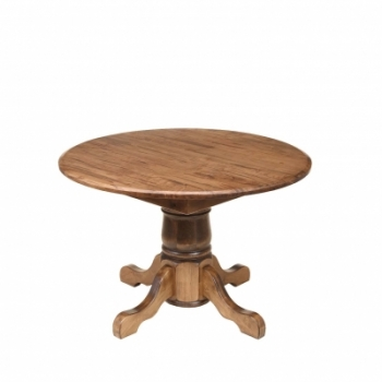K-1702-42in Round Table Solid Top
