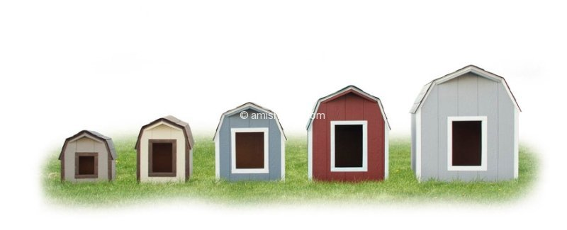 Dm dog house shed combo for Dog kennel shed combo plans