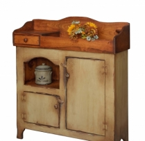 HB-1-D Colonial Dry Sink 42wx42hx13d