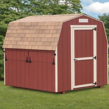 8' x 8' Mini Barn