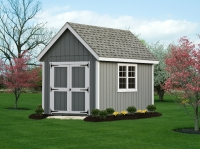 8' x 12' Garden A-Frame Shed