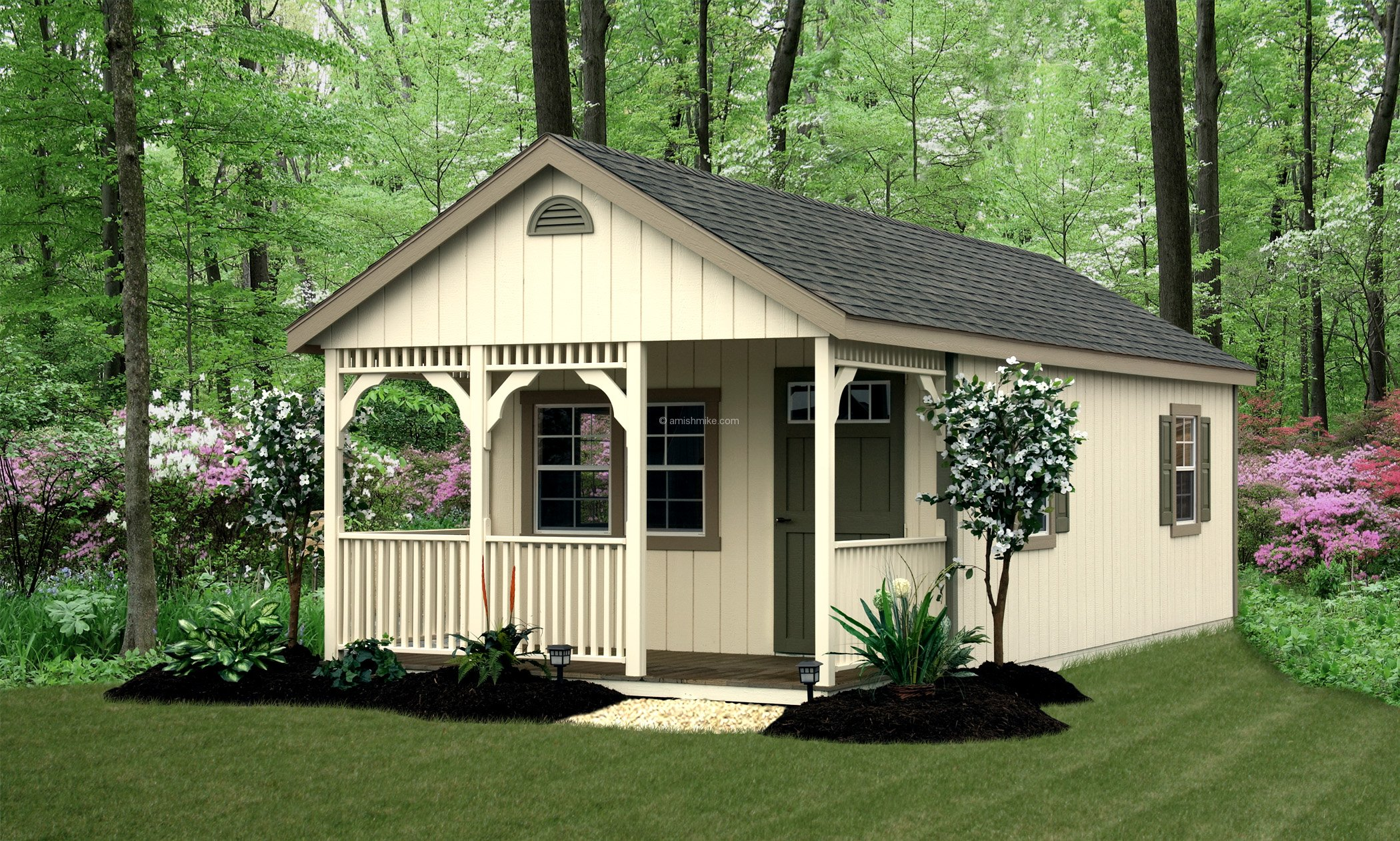 Sheds sheds cape cod for Cape cod shed plans