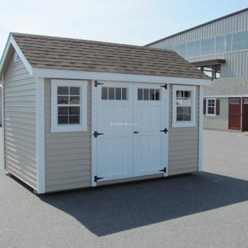 8' x 12' New England Cape Cod