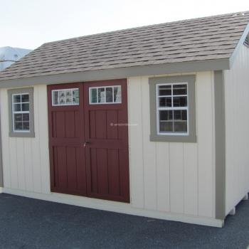 10' x 14' New England Cape Cod