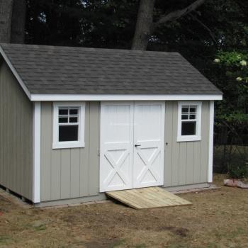 10' x 14 New England Cape Cod