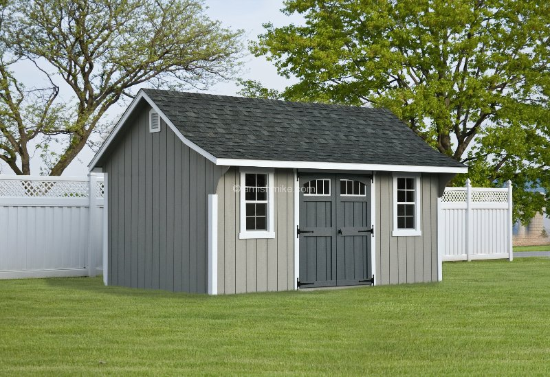 Amish Garden Sheds : New england poolside sheds amish mike