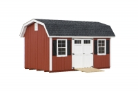 Classic Dutch Barn Red