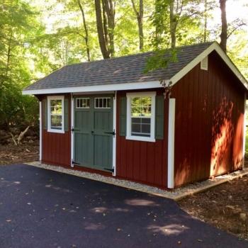 12x16 New England Quaker