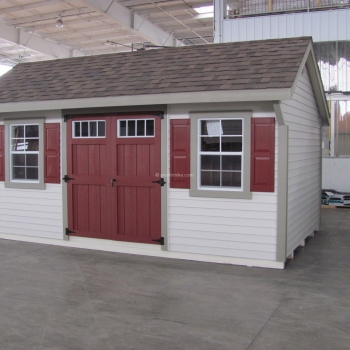 10' x 16 Elite Quaker Shed