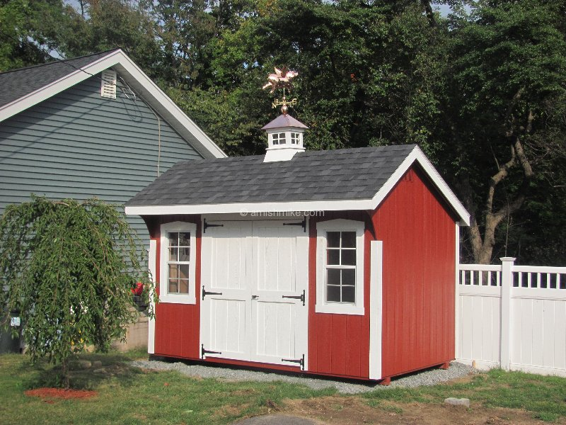 New England Quaker Sheds Amish Mike Amish Sheds Amish
