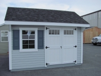 10' x 10' Elite Quaker Shed