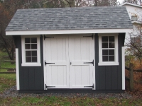 10' x 12' Elite Quaker Shed