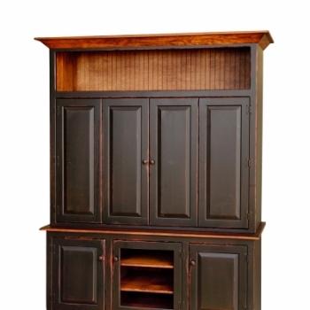 VIN-97-Q 5' Flat Screen TV Cabinet 60wx78hx20d