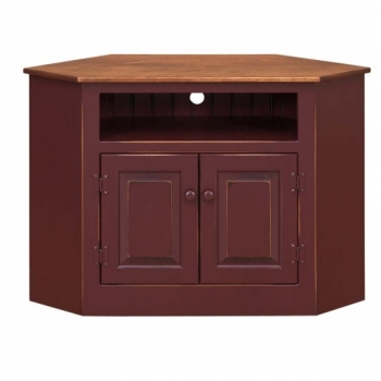 K-416-New Style Corner TV Stand 42 1/2wx17 1/2dx30h