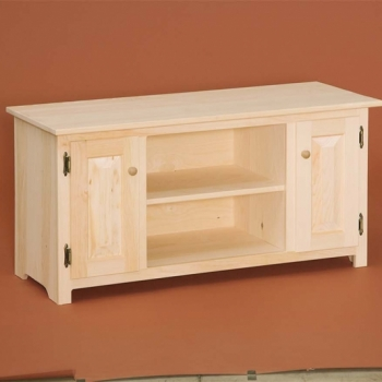 DR-522 Small TV Stand 42wx17 1/2dx21h