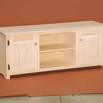 DR-523 Large TV Stand 52wx17 1/2dx21h