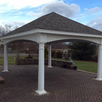 14x18 Hampton Pavilion