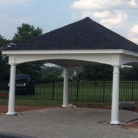 16x16 Hampton Pavilion