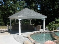 16' x 16' Hampton Pavilion