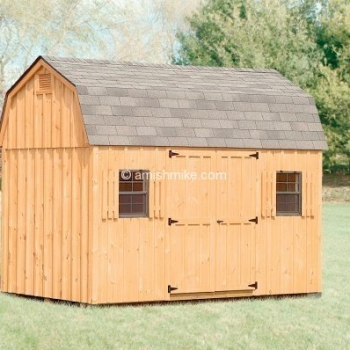 Dutch Style Shed