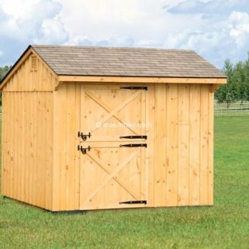 10' x 10' Stall Barn