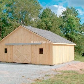 Custom Style Barn