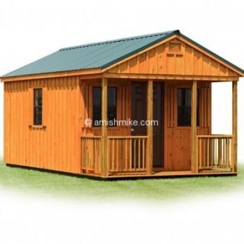 12' x 20' A Frame Cabin