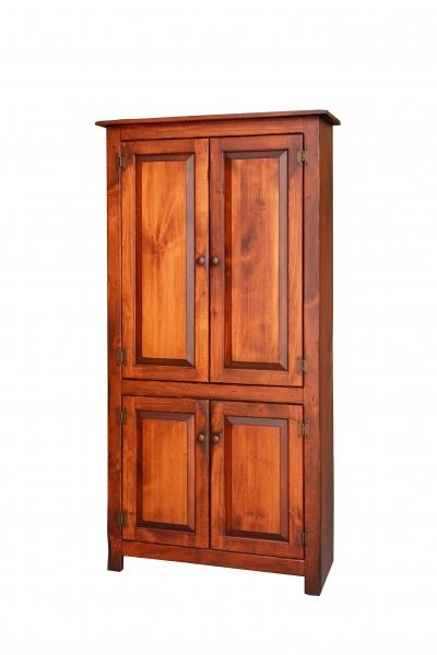 HB 3 B 4 Door Pantry 36wx72hx14d