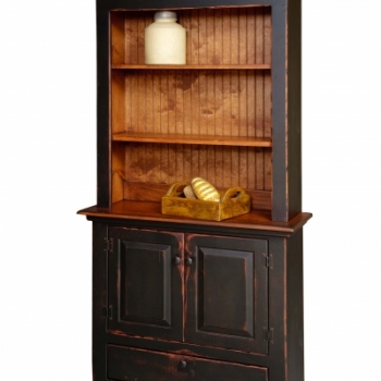 HB-4 Farm House Hutch 38wx75hx14d