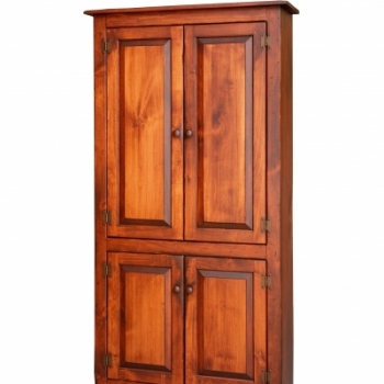 HB-3-B 4 Door Pantry 36wx72hx14d