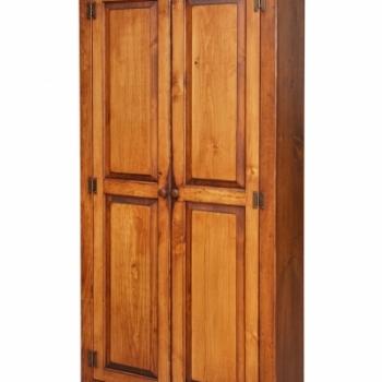 HB-3-C 2 Door Pantry 36wx72hx14d