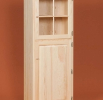 DR-728 Small Heartland Hutch 28 1/2wx15 3/4dx69h