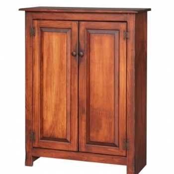 VIN-3-D Large Jelly Cupboard 36wx48x14d